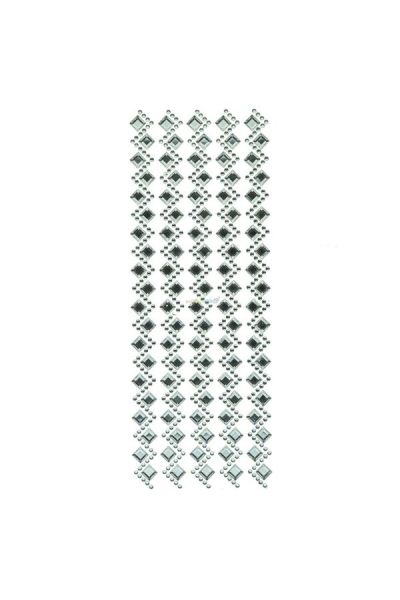 Bling Diamond Crystal Zig Zag