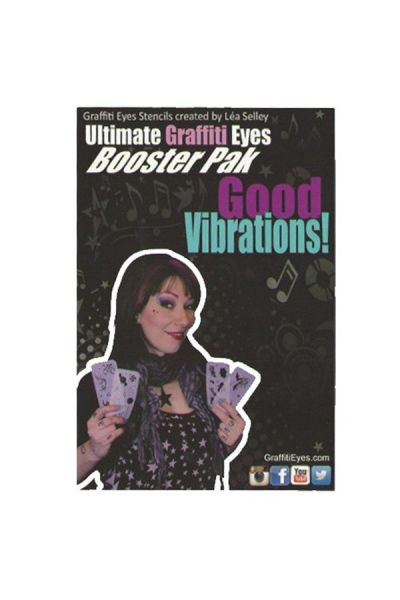 Lea Selley Ultimate Graffiti Eyes Booster Pak Good Vibrations
