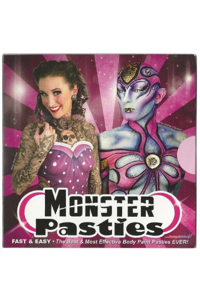 Monster Pasties