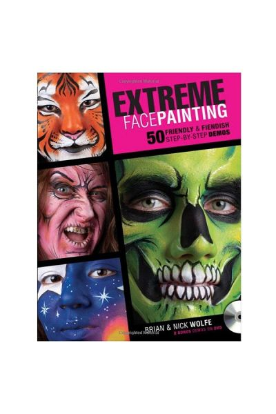 Extreme Facepainting by Brian & Nick wolfe