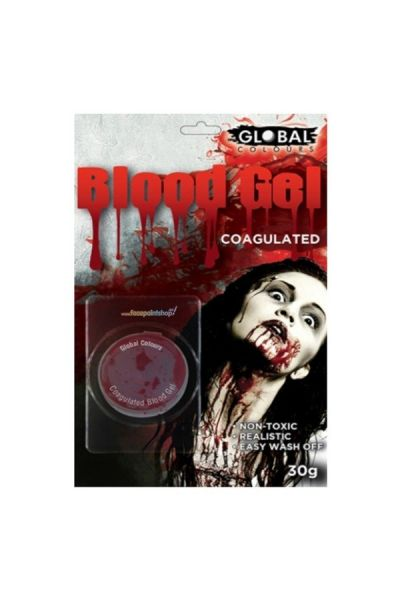 Global Blood Gel Coagulated
