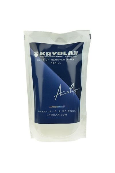 Kryolan Make up Remover Wipes Refill