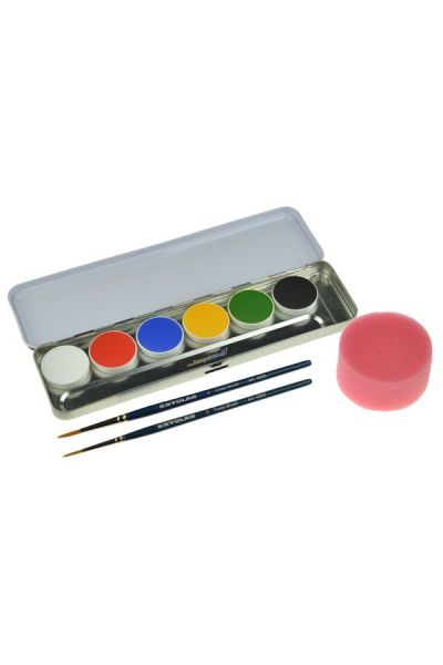 Facepaint Starter Set A