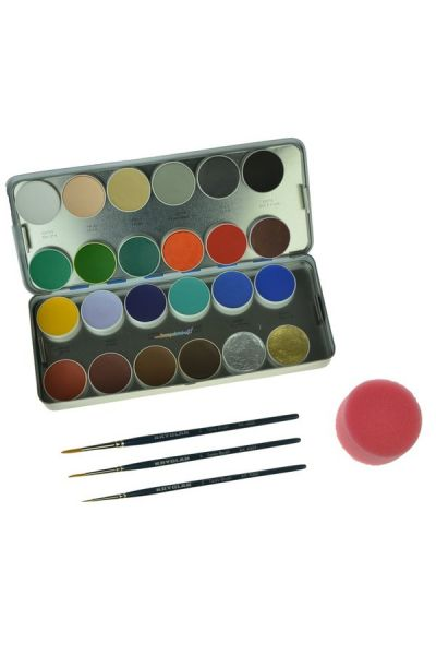 Facepaint Starter Set C