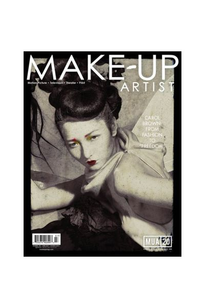 Make-Up Artist Magazine June/July 2016 Issue 120