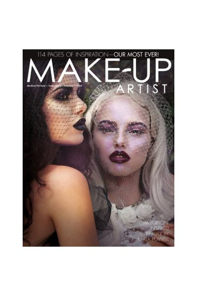 Make-Up Artist Magazine Oct/Nov 2015 Issue 116