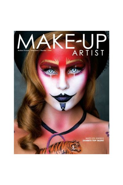 Make-Up Artist Magazine Apr/May 2016 Issue 119