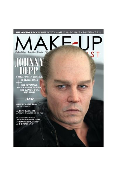 Make-Up Artist Magazine Dec/Jan 2015/16 Issue 117