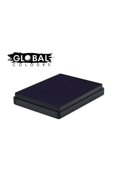 Global Aqua Schmink Dark Blue Square Container