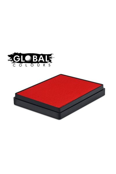 Global Aqua Schmink Red Square Container