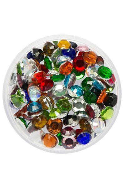 Eulenspiegel Glittersteentjes Multi