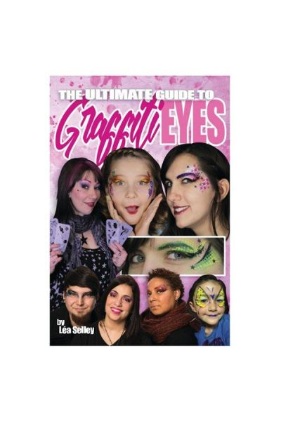 Léa Selley Paperback Graffitieeyes