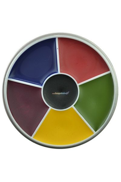 Kryolan Rainbow Circle Supracolor Fx