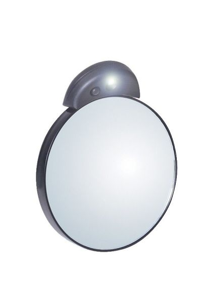 Tweezerman 10 X vergrotende spiegel met licht.