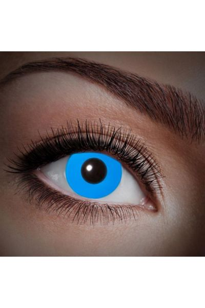 Fun Lenses Uv Flash Blue