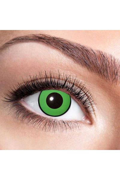 Fun Lenses Green Eye
