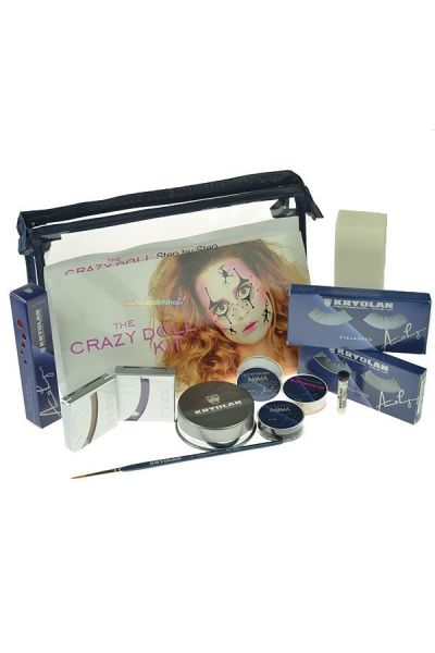 Kryolan The Crazy Doll Kit
