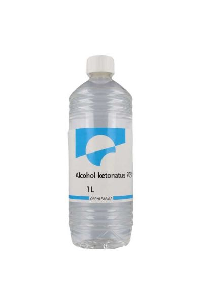 Alcohol Ketonatus 70% 1 Ltr