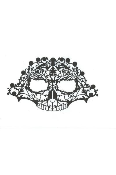 Face Lace Skullace Mask