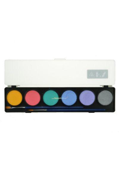 Diamond Fx 6 pastelkleuren palette