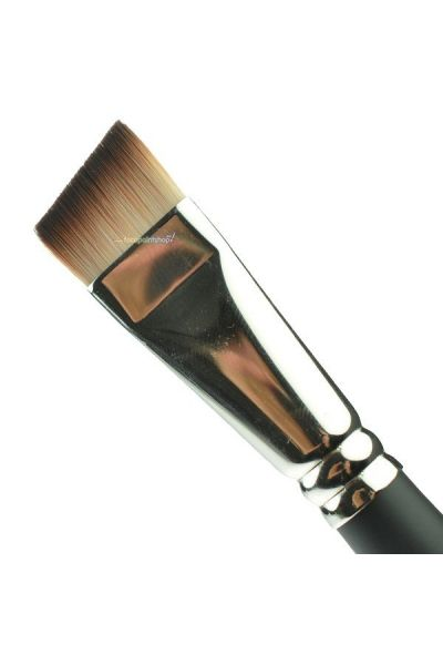 Facepaintshop Short Angular Brush 3/4