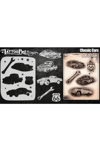 Wiser Airbrush Tattoo Classic Cars