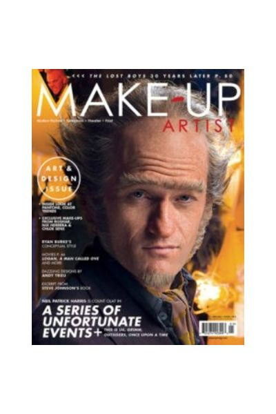 Make-Up Artist Magazine April/May 2016 Issue 125