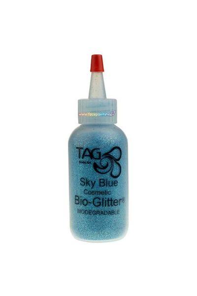 Tag Body Art Bio Glitter Sky Blue 60ml