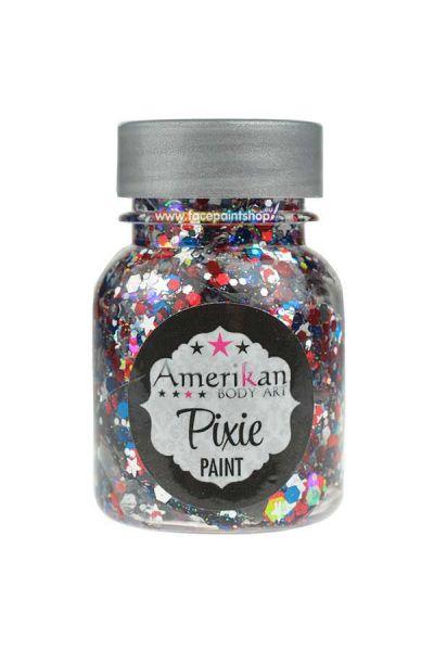 Amerikan Pixie Paint Star Spangled 28gr