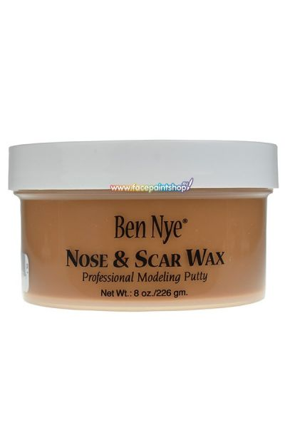 Ben Nye Nose & Scar Wax Light Brown 226gr