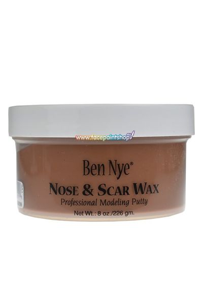Ben Nye Nose & Scar Wax Brown 226gr