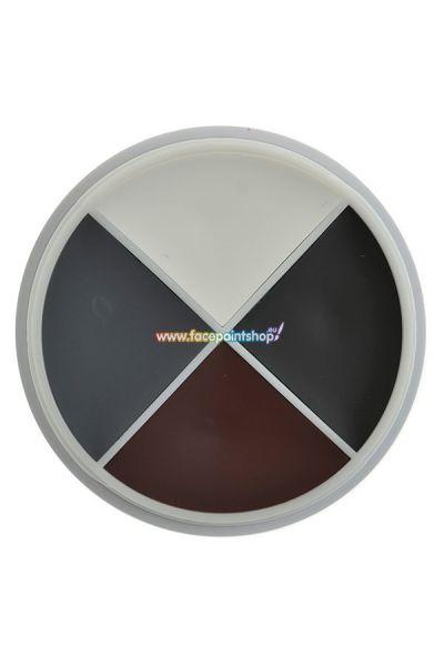 Ben Nye Character Wheel Vampire