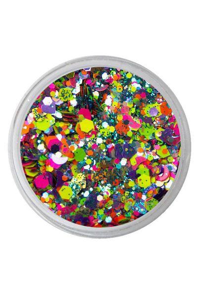 Vivid Chunky Glitter Aloha Cream 7,5gr