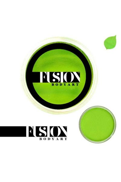 Fusion Prime Facepaint Lime Green 32gr