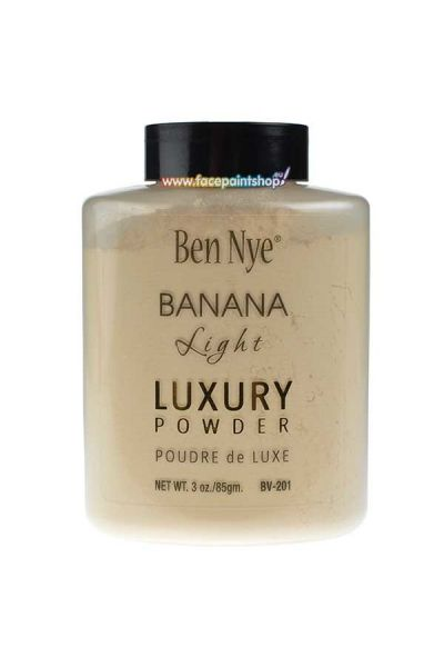 Ben Nye Banana Light Luxury Powder 85gr