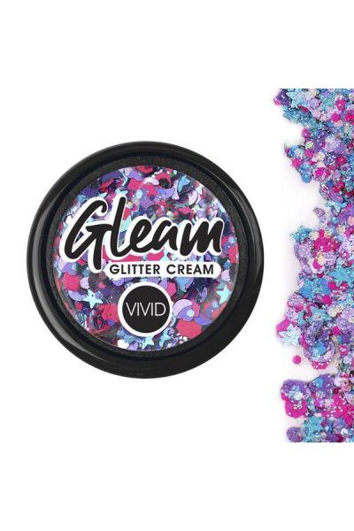Vivid Chunky Glitter Cream Blazin Unicorn 7,5gr