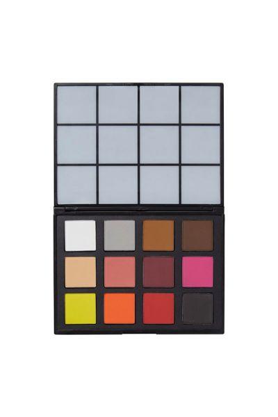 Global Colors Optillusions FX – 12 Colour Face & BodyArt Palette