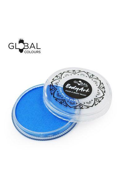 Global Face & Body Paint Neon Blue 32gr