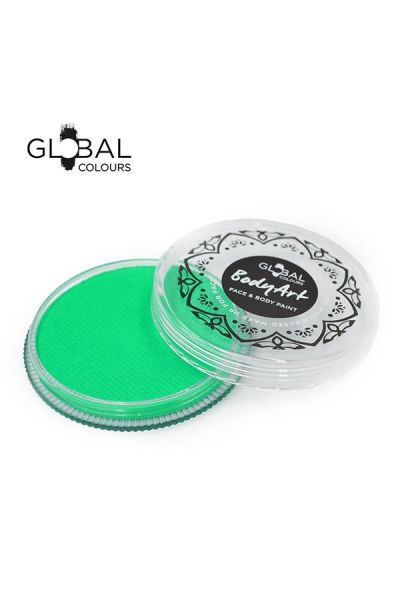 Global Face & Body Paint Neon Teal 32gr