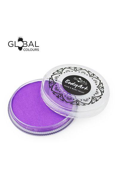 Global Face & Body Paint Neon Purple 32gr