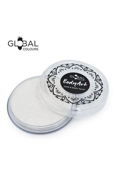 Global Face & Body Paint Neon White 32gr