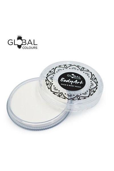 Global Face & Body Paint Wit 32gr