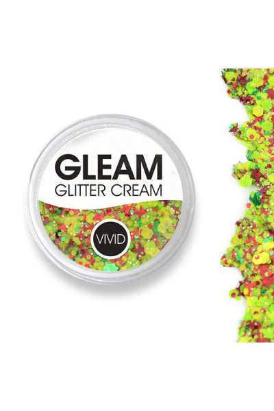 Vivid Chunky Glitter Cream Carnaval 7,5gr