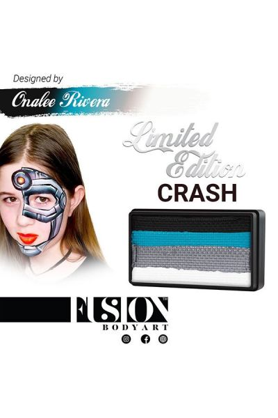 Fusion Body Art By Onalee Rivera Splitcake Crash