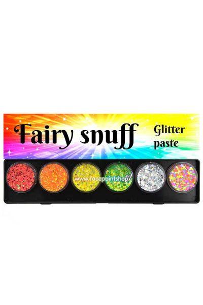 Fairy Snuff Glitter Palette Bright