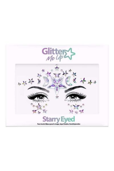 Face Jewels Starry Eyed