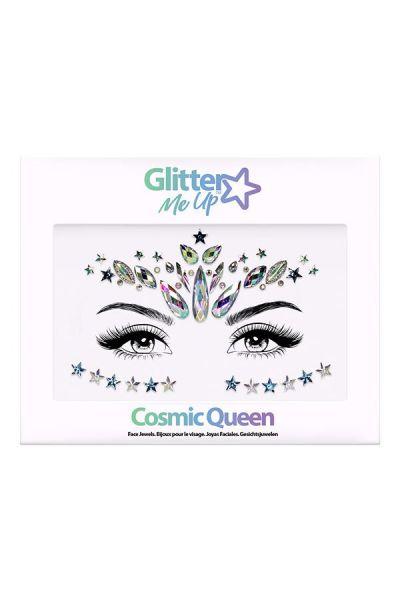 Face Jewels Cosmic Queen