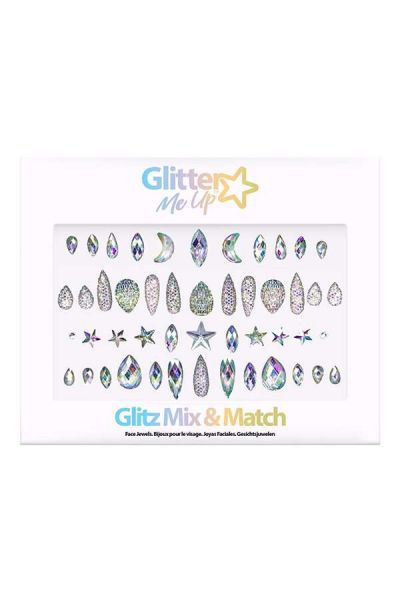 Face Jewels Glitz Mix & Match
