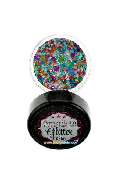 Amerikan Body Art Glitter Créme Capricorn 10gr