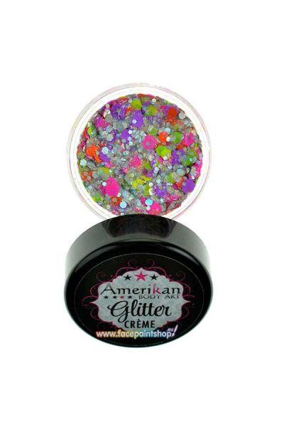 Amerikan Body Art Glitter Créme Orion 10gr